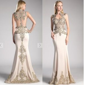 Dresses & Skirts - Beautiful Embroidered and Beaded Dress